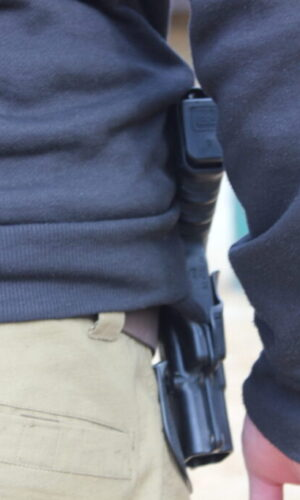 UCP Level 1 (Pistol) Concealed Carry Weapons CCW for PSD (Private Security Detail)