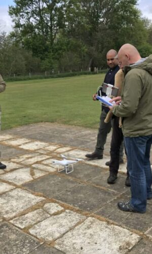 3-day Level 1 introduction to Surveillance Drone Pilot Certificate