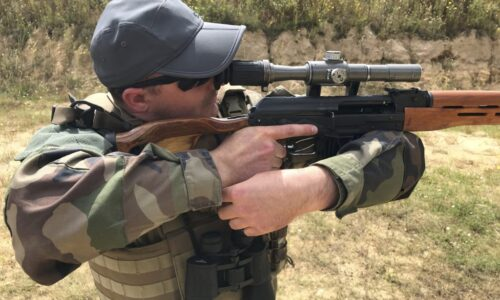 UCP 10 Day DDM (Designated Defense Marksman) Training