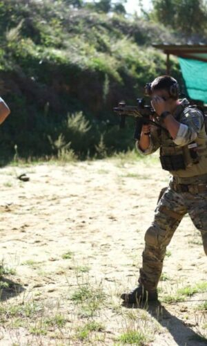 """9 Day HECPO (Hostile Environment Close Protection Officer) + IOF Level 3 Combined Live Shooting """"Weapons Proficiency"""" 9mm/5.56mm/7.62mm)"""