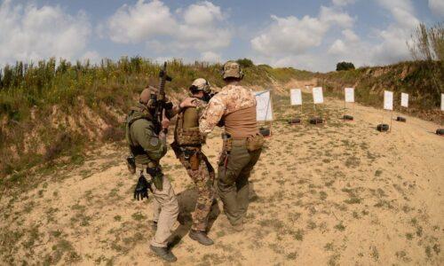 UCP Level 4 (Pistol) Tactical intermediate