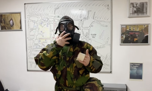 5 Day CBRNE Chemical, Biological, Radiological, Nuclear, And Explosives