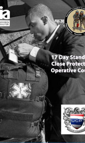 17-Day Standard Close Protection Operative