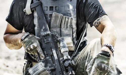 7-Day HECPO + International Award in Weapons Proficiency for Private Security Contractors