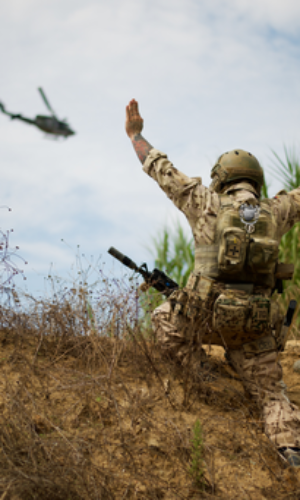 ProQual Level 6 Diploma in Hostile Environment Operations